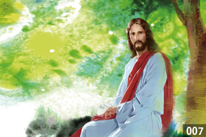 illustman-007_Picture of Jesus