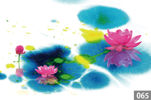 illustman-065_Watercolor Flowers