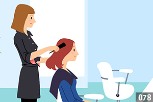 illustman-078_Beauty salon