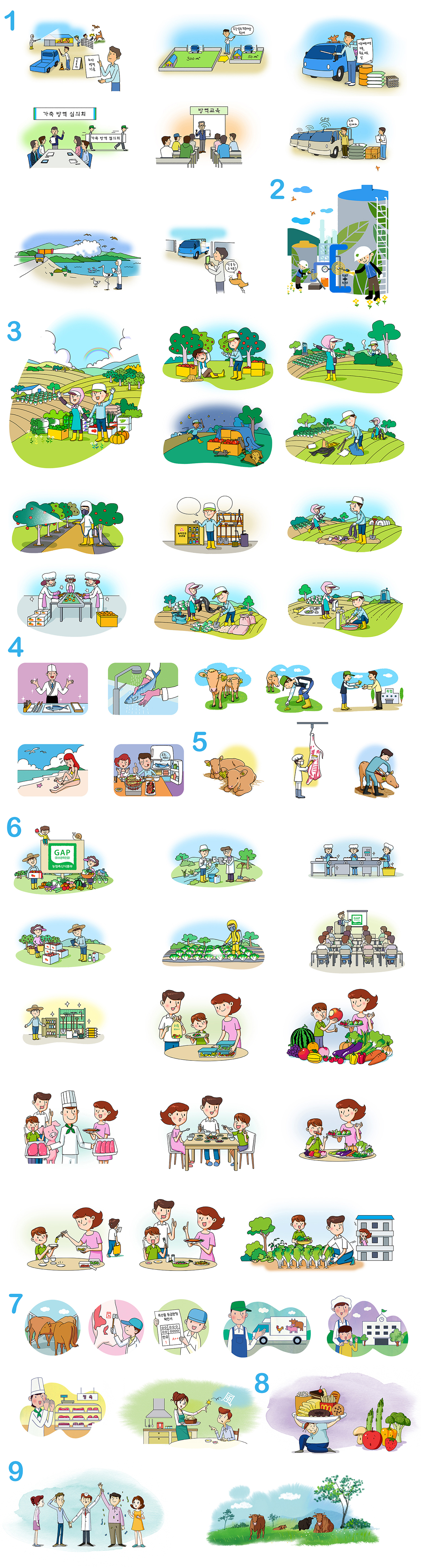 illustman-080_Various style illustration-01
