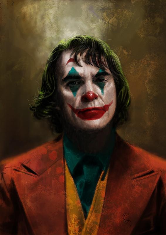 Illustman 203 Joker Joker 2019 Drawing Joker 2019 Joker